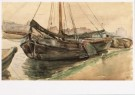 Piet Mondriaan (1872-1944)  -  Mondriaan/Gem.Schuiten/HGM - Postkaart -  A6803-1
