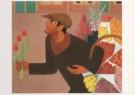 Johan van Hell (1889-1952)  -  J.v.Hell/Bloemenkoopman  /Juff - Postkaart -  A6826-1