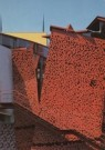 Ralph Richter  -  Exterieur met blik op toren - Postkaart -  A6868-1