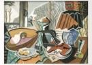 Gino Severini (1883-1960)  -  G.Severini/La Musique  /Br/CMU - Postkaart -  A7034-1