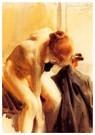 Anders Zorn (1860-1920)  -  A Female Nude, - Postkaart -  A70605-1