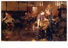Anders Zorn (1860-1920)  -  The Little Brewery, 1890 - Postkaart -  A70812-1