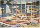 Jan Altink (1885-1971)  -  Paterswoldse Meer - Postkaart -  A7110-1