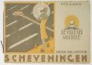 Louis C. Kalff (1897-1976)  -  L.Kalff/Omslag Scheveningen - Postkaart -  A7142-1