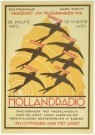 Louis C. Kalff (1897-1976)  -  L.Kalff/Affiche Holland Radio - Postkaart -  A7146-1