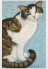 Dorinde van Oort (1946)  -  Beruster - Postkaart -  A7196-1