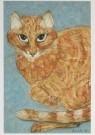 Dorinde van Oort (1946)  -  Dorinde van Oort/getekende - Postkaart -  A7201-1