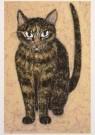 Dorinde van Oort (1946)  -  Dorinde van Oort/versvoeter - Postkaart -  A7204-1