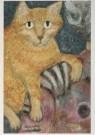 Dorinde van Oort (1946)  -  Dorinde van Oort/WAO'er - Postkaart -  A7206-1