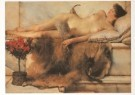 Sir L.Alma-Tadema(1836-1912)  -  Tepidarium, opus CCXXIX, 2 augustus 1881 - Postkaart -  A7289-1