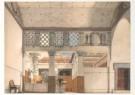 Sir L.Alma-Tadema(1836-1912)  -  Interieur van het huis van Caius Martius, 1901 - Postkaart -  A7301-1