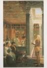 Sir L.Alma-Tadema(1836-1912)  -  Een jongleur - Postkaart -  A7311-1