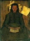 Suze Robertson (1855-1922)  -  Pietje op boeren s - Postkaart -  A7378-1
