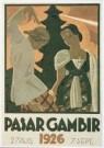 Jan Lavies (1902-2005)  -  J. Lavies/Batavia, Java - Postkaart -  A7454-1