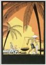 Jan Lavies (1902-2005)  -  Advertentie Nederlandsch Oost Indische Automobiel club - Postkaart -  A7455-1