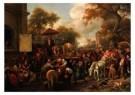 Jan Steen (1625-1679)  -  De Kwakzalver - Postkaart -  A7535-1
