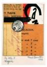 Kurt Schwitters (1887-1948)  -  MZ 1926 7. sla - Postkaart -  A7555-1