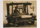 Vincent van Gogh (1853-1890)  -  Weefgetouw met wever - The loom, 1884 - Postkaart -  A7568-1
