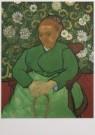 Vincent van Gogh (1853-1890)  -  La Berceuse (Madame Roulin), ca. 1889 - Postkaart -  A7578-1