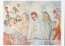 James S. Ensor (1860-1949)  -  J.Ensor/Bedroefde Pierrot/KM - Postkaart -  A7601-1