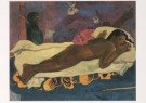 Paul Gauguin (1848-1903)  -  Spirit of the Dead Watching, 1892 - Postkaart -  A7605-1
