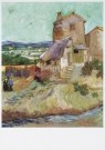 Vincent van Gogh (1853-1890)  -  The Old Mill, 1888 - Postkaart -  A7608-1