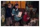 Leo Gestel (1881-1941)  -  drie kinderen b - Postkaart -  A7630-1