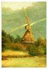 P.J.C.Gabriel (1825-1903)  -  De molen - Postkaart -  A7649-1