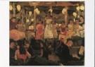 Isaac Israels (1865-1934)  -  I. Israels/Cafe-chantant/KM - Postkaart -  A7660-1