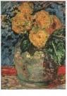 Floris Verster (1861-1927)  -  Gele Dahlia's, 1910 - Postkaart -  A7668-1