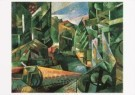 Auguste Herbin (1882-1960)  -  Oever van de Oise - Postkaart -  A7672-1