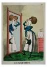 Anoniem  -  Mode-karikatuur - Postkaart -  A7679-1