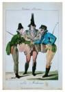 Anoniem  -  Mode-karikatuur - Postkaart -  A7680-1