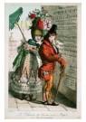 Anoniem  -  Mode-karikatuur/HGM - Postkaart -  A7681-1
