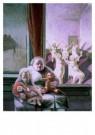 Herman Gordijn (1932-2017)  -  Amstel. - Postkaart -  A7696-1