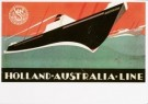 Jan Lavies (1902-2005)  -  J.Lavies/Omslag afvaartlijst - Postkaart -  A7756-1