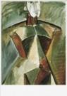 Pablo Picasso (1881-1973)  -  P.Picasso/Torse de Femme - Postkaart -  A7775-1