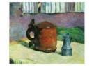 Paul Gauguin (1848-1903)  -  Clay Jug and Iron - Postkaart -  A7787-1