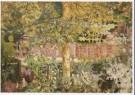 Edouard Vuillard (1868-1940)  -  Gebladerte - Postkaart -  A7793-1