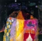 Eugene Brands (1913-2002)  -  Circustent. - Postkaart -  A7798-1