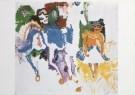 Job Hansen (1899-1960)  -  Het paard Lieverdje, 1959 - Postkaart -  A7813-1