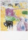 Job Hansen (1899-1960)  -  Runderen, 1956 - Postkaart -  A7815-1