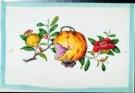 Anoniem  -  Vruchten uit album Chinese sch - Postkaart -  A7850-1