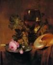 A. van Beijeren (1620-1690)  -  Stilleven Nauti - Postkaart -  A7851-1