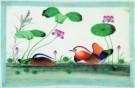 Anoniem  -  Vogels uit album Chinese schil - Postkaart -  A7853-1
