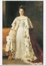Therese Schwartze (1851-1918)  -  inhuldigingsporret Kongin Wilhelmina - Postkaart -  A7870-1