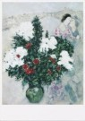 Marc Chagall (1887-1985)  -  The White Lilacs 1930-33 - Postkaart -  A7872-1