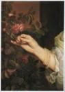 W. Vaillant (1623-1674)  -  W.Vaillant / C.Hunthum + bloem - Postkaart -  A7938-1