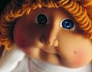 Erik Hesmerg (1951)  -  Cabbage Patch Kid - Postkaart -  A7942-1