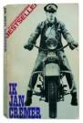 Jan Cremer (1940)  -  Omslag 'Ik J. Cremer' - Postkaart -  A7972-1